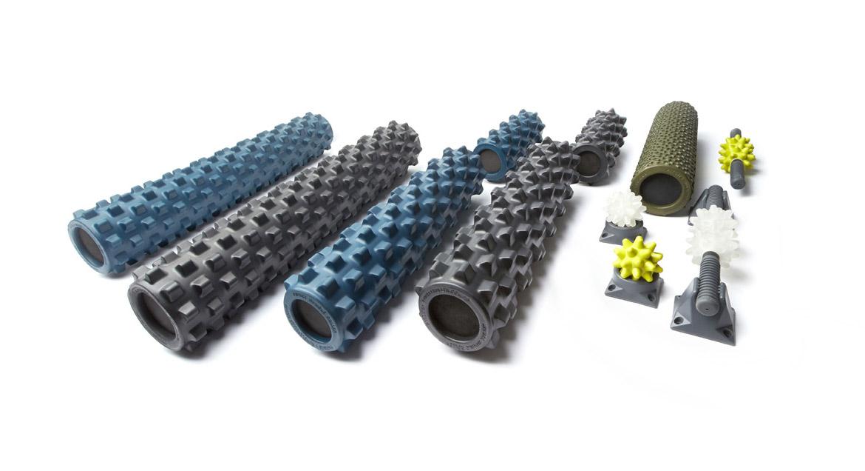 Набор массажного оборудования RumbleRoller