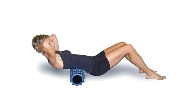 упражнение на нижнюю часть спины